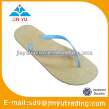 Fluorescent color eva slippers