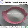 whit aluminum oxide sand/sandblasting abrasive white fused alumina grit