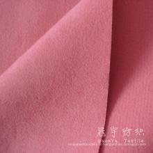 Composé de tissu suédé tissu 100 % Polyester pour le Textile à la maison