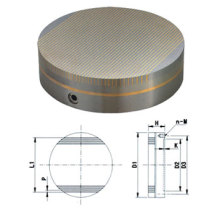 Chinese Round Permanent Magnetic Chuck