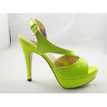 Fshion высоких каблуках сандалии для женщин (HCY03-117)