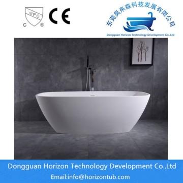 Badewanne aus Acrylstein für Innen