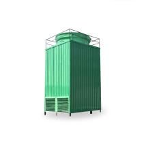 frp détartrage et bypass traitement de l'eau recyclable tour de refroidissement