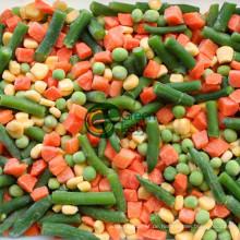 Hohe Qualität IQF gefrorene gemischte Gemüse neue Ernte