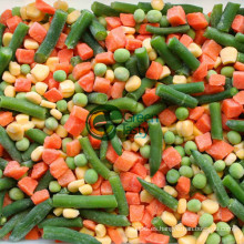 Alta Calidad IQF Congelados Verduras Mixtas Nuevo Cultivo