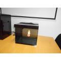 Ecran LCD transparent tactile de 21,5 po pour la publicité