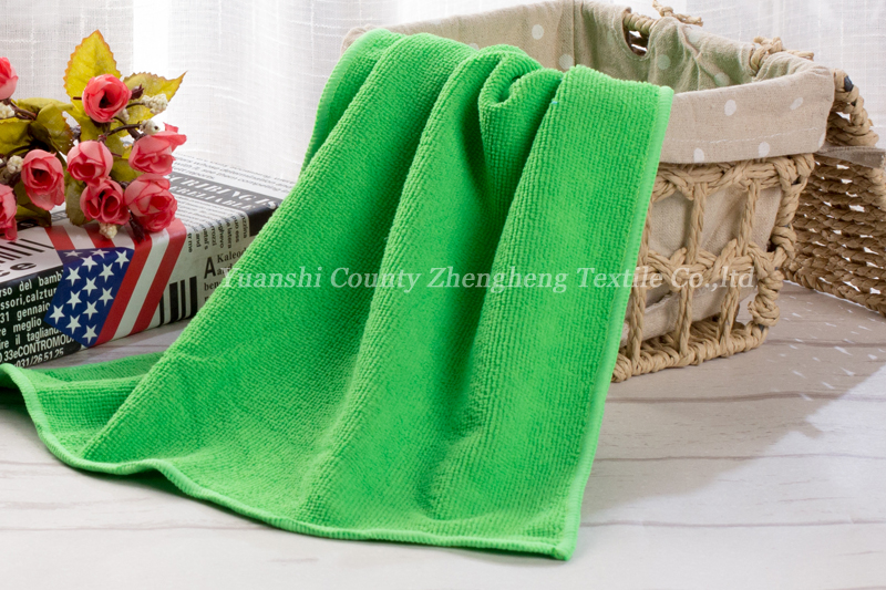 100% Polyester Microfiber Towel-016