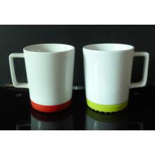Mug en porcelaine café (CY-P352)