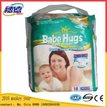 Canton Fair 2016 A Grade Baby Diapergold Baby Diaperananbaby Printed Diaper