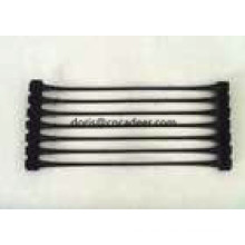 Grille Mesh Uniaxial Geogrid 170kn/M for Protective Soil, Linear Polymer Geogrid