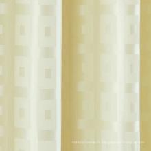Rideau de douche 100% imperméable à l'eau Fabricant de rideaux de bain (DPF2462)