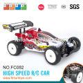 2. 4 G 4CH 01:10 l'échelle haute vitesse proportionnelle audionumérique contrôle voiture voiture rc pièces