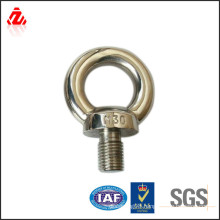 factory custom high strengh eyelet bolt