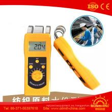 Good Dm200t Cheese Textiles Yam Moisture Meter Medidor de humedad de cuero