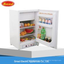 Mini refrigerador de la absorción del hotel 100L