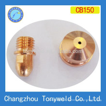 Trafimet CB150 punta de corte y electrodo de plasma de aire