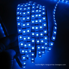 Best LED Lighting Factory in Ruian 12V/24V LED Strip Light SMD3528 5050 R/G/B/Y/W/RGB Option