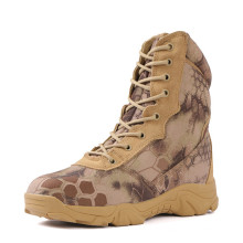 Good Price Made in China  fiber military and high cut  army footwear safety shoes