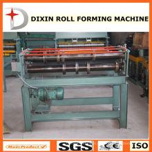 Máquina formadora de rolo de folha metálica