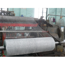 Hot dipped galva.Hexagonal Wire Mesh