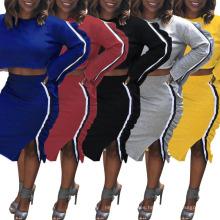 2021 Good Quality Fitness Wear Wholesale Sweat Suits Ladies Outfit Shorts Dresses Women Two Piece Set