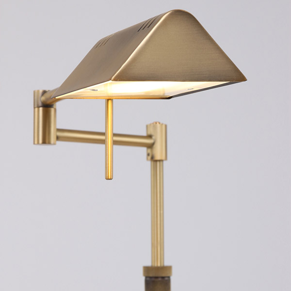 Swing Arm Floorlamp