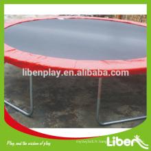 Cheap kids outdoor gymnastics bungee mini costco spring trampolines à vendre LE.BC.009