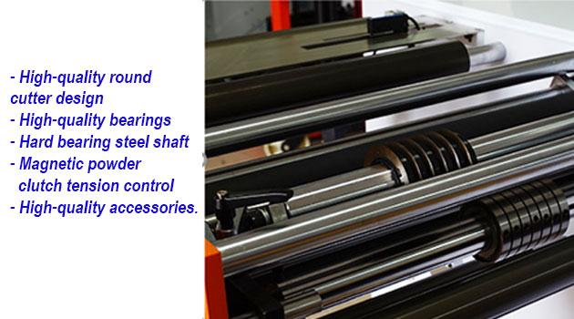 Flying Man Brand High Speed Slitting Rewinding Machine Detail 2
