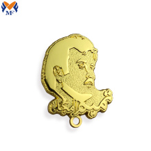 Magnetic lapel pin brooch pin for clothes