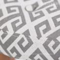 Housse en tissu de marchandises rondes tabouret pouf moderne