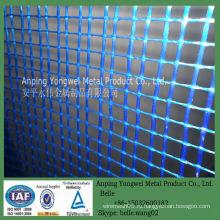 YW - синяя сетка из стекловолокна