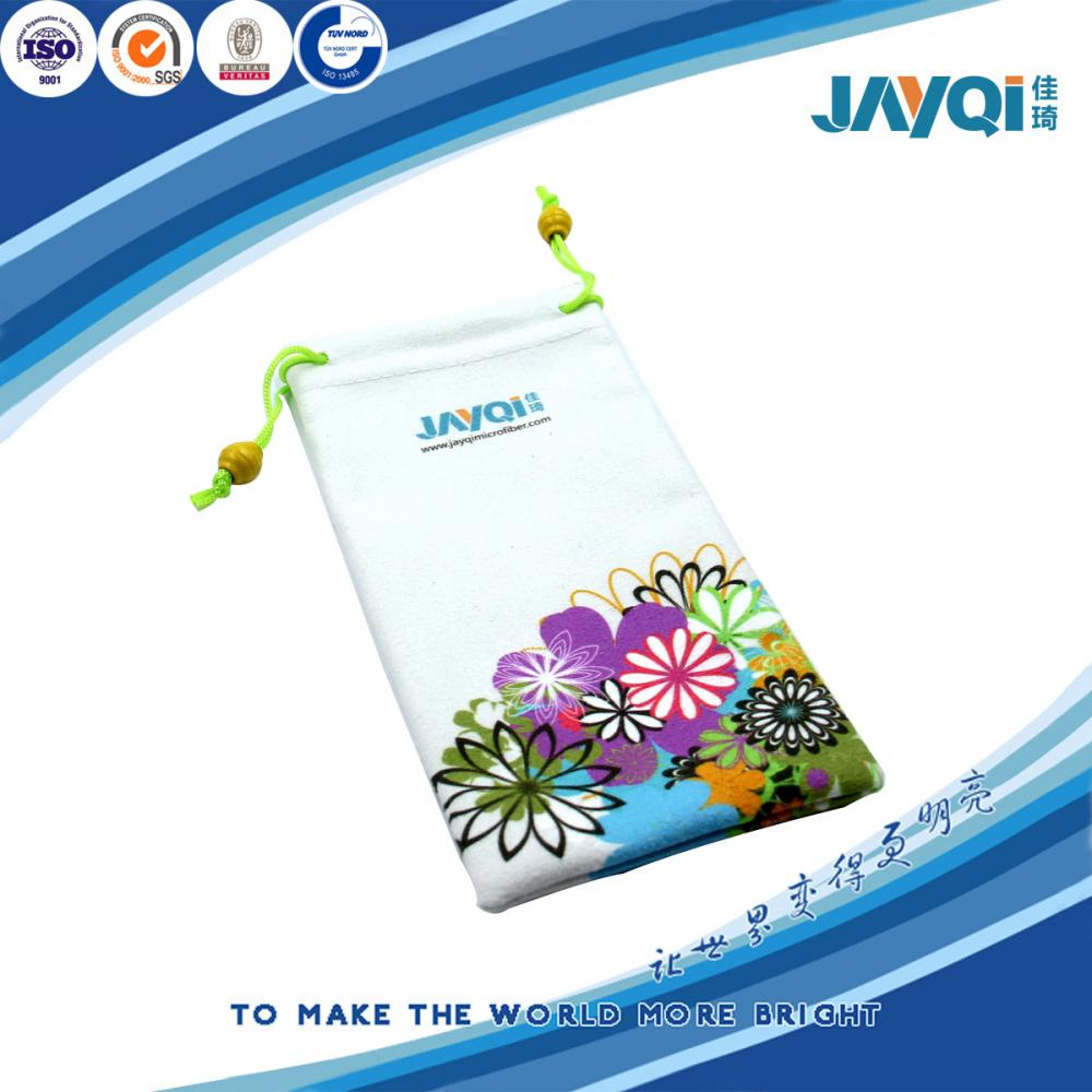 230gsm Microfibre Cellphone Bag Promotional