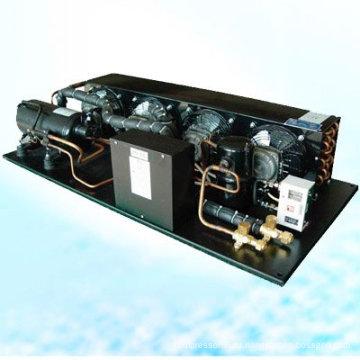 HVAC R404A газ оборудование конденсационные холодильные для крови морозильники охлаждения супермаркетов Ван питание