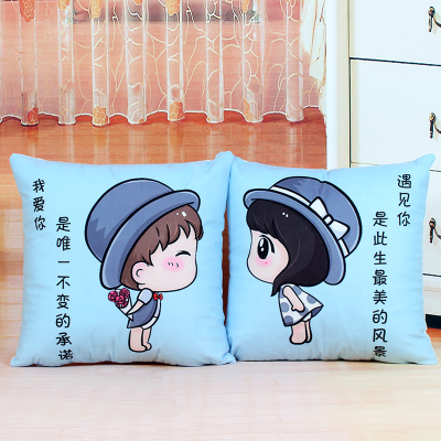 Cartoon Character Cushions