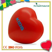 Günstige Herzform Kleine Stress Ball für Kinder