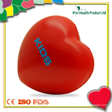 Дешевый Heart Shape Маленький стресс-бал для детей