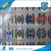 Anti-falsificação falsificação VOID holograma holograma barato barato