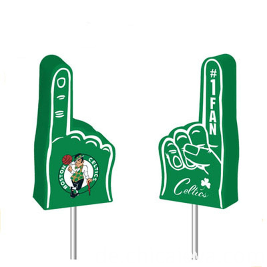 EVA foam finger hands