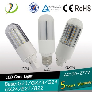 Inget flickande 12w Led Corn Light