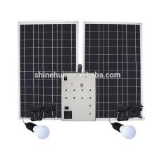 50W a 300W sistema solar à venda do fabricante