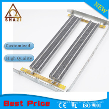 PTC heating element for air heater appliance