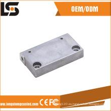 La placa de presión de la máquina de coser de la aleación de aluminio a presión piezas de la fundición