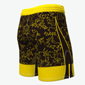 Mens crossfit shorts sportstridbräda shorts