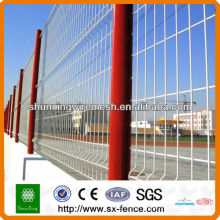 security metal wire fence