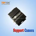 Capteur de carburant de support RFID Tracker, caméra, capteur de température (TK510-ER)