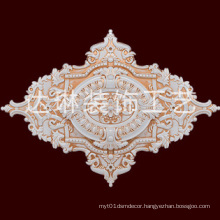 Artistic Decorative Ceiling Roses 3D Wall Panel Dl-2015