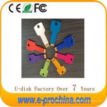 Heißer Verkauf Billig USB Stick Werbe Flash Drive Key USB