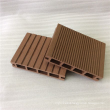 Anti-Slid Grooves Outdoor Composite Deck Floor for Balcony