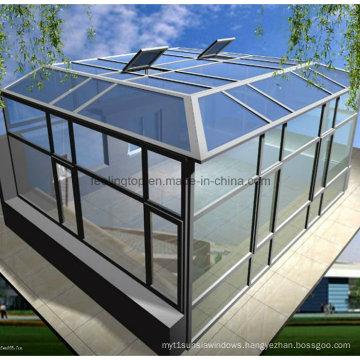 Aluminium Profile Balcony/Glass House/Garden Room/ Sun Room (FT-S)