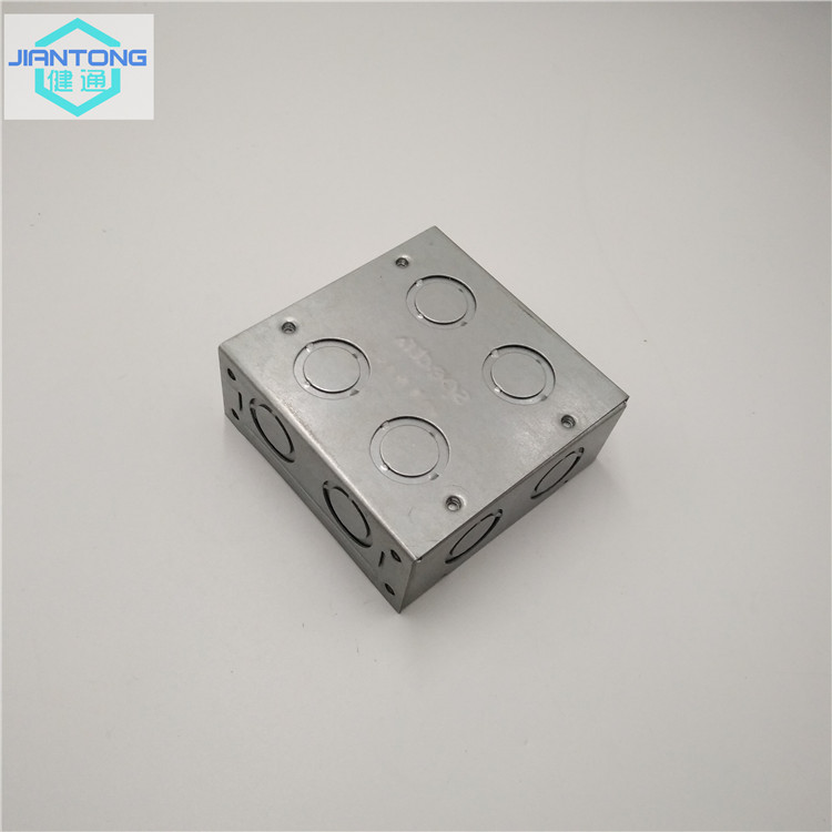 galvanized steel stamping